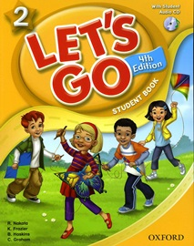 Let's Go 2 Student's book with CD [4th Edition]