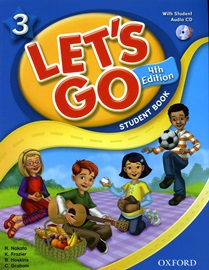 Let's Go 3 Student's book with CD [4th Edition]