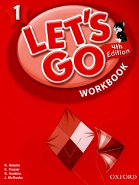 Let's Go 1 Workbook [4th Edition]