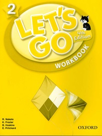 [행사]Let's Go 2 Workbook [4th Edition]