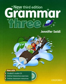 Grammar Three Student's Book with CD [3rd Edition]
