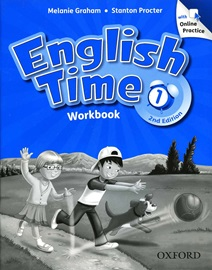 English Time 1 Workbook with Online Practice Pack [2nd Edition]