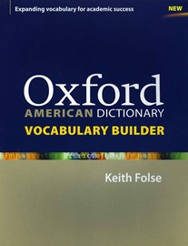 Oxford American Dictionary Vacabulary Builder