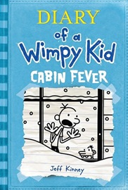 LB-Diary of a Wimpy Kid #6 :Cabin Fever (Hardcover)