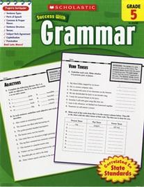 Success With Grammar Grade 5 (W/B) New