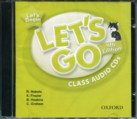 Let's Begin Audio CD [4th Edition]