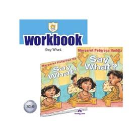 러닝캐슬 시니어 C-06-Say What (Student's Book +Workbook)