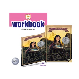 러닝캐슬 시니어 E-09 Ella Enchanted (Student's Book +Workbook)