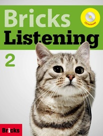 New Bricks Listening 2 (Student's Book+Workbook+MP3 CD)