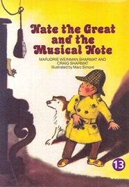 Nate the Great #13 Nate the Great and the Musical Note (Book+CD)