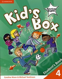 Kid's Box American English 4 Student's Book