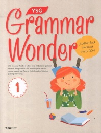 YSG Grammar Wonder 1 Student's Book with Workbook + Multi-Rom