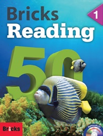 Bricks Reading 50 #1 Student's Book with Workbook + Multimedia CD