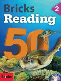 Bricks Reading 50 #2 Student's Book with Workbook + Multimedia CD