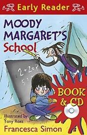 Horrid Henry Early Reader - Moody Margaret's School (Book+Audio CD)