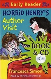 Horrid Henry Early Reader - Horrid Henry's Author Visit (Book+Audio CD)