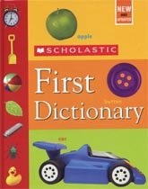 Scholastic First Dictionary (New and Update)