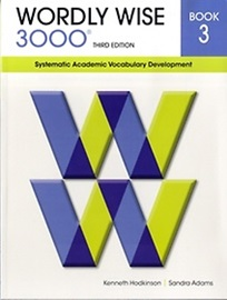 Wordly Wise 3000 Book 3 Student's Book [3rd Edition]