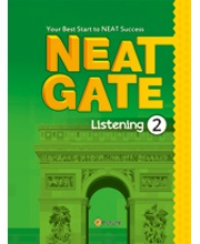 NEAT GATE - Listening 2 Student's Book with MP4 CD + Answer Key & Scripts