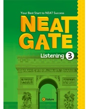NEAT GATE - Listening 3 Student's Book with MP3 CD + Answer Key & Scripts