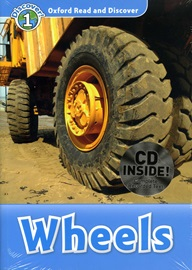 Oxford Read and Discover 1 Wheels with CD