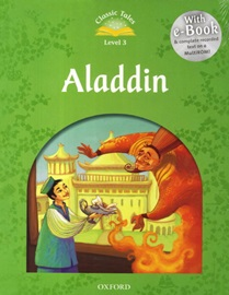 Classic Tales Level 3 Aladdin with MP3 [2nd Edition]