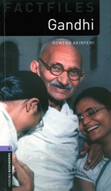 [행사]Oxford Bookworms Factfiles 4 Gandhi