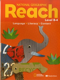 Reach Level B-4 Student's Book (with Audio CD)