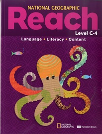 Reach Level C-4 Student's Book (with Audio CD)