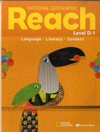 Reach Level D-1 Student's Book (with Audio CD)