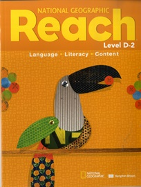 Reach Level D-2 Student's Book (with Audio CD)