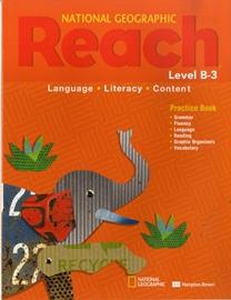 Reach Level B-3 Practice Book