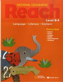Reach Level B-4 Practice Book