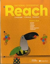Reach Level D Practice Book
