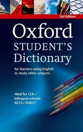 Oxford Student's Dictionary of English [3rd Edition]