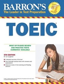 Barron's TOEIC Student's Book [5th Edition]