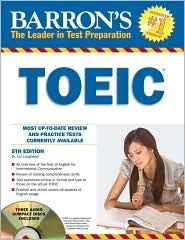 Barron's TOEIC Student's Book with Audio CD [5th Edition]