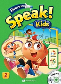 Everyone, Speak! Kids 2 Student's Book with Workbook + Hybrid CD