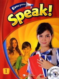 Everyone Speak! 1 Student's Book with Workbook + Hybrid CD