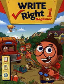 Write Right Beginner 1 Student's Book with Workbook
