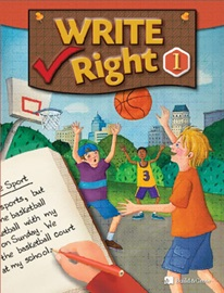 Write Right 1 Student's Book with Workbook