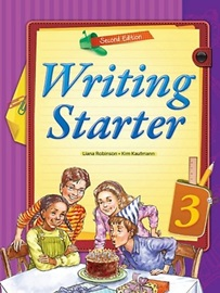 Writing Starter 3 Student's Book [2nd Edition]