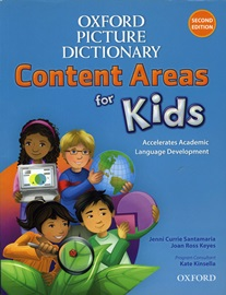 Oxford Picture Dictionary Content Areas for Kids Student's Book [2nd Edition]
