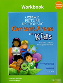 Oxford Picture Dictionary Content Areas for Kids Workbook [2nd Edition]