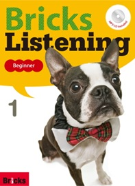 New Bricks Listening Beginner 1 (Student's Book+Workbook+MP3 CD)