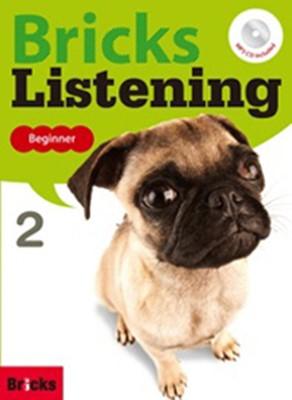 New Bricks Listening Beginner 2 (Student's Book+Workbook+MP3 CD)