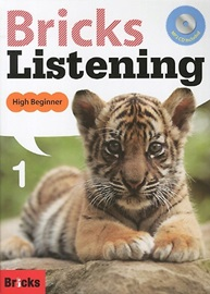 New Bricks Listening High Beginner 1 (Student's Book+Workbook+MP3 CD)