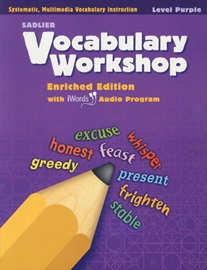 Vocabulary Workshop Level Purple Student's Book [Enriched Edition]
