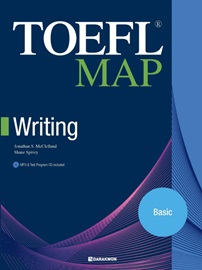 TOEFL MAP Writing Basic Student's Book with Scripts and Answer Key + MP3 CD