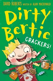 Dirty Bertie Crackers!